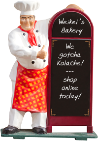 We gotcha Kolaches! Order now for home delivery